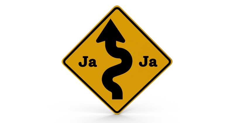Ja-Straße